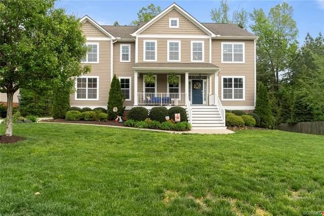 4943 Winding Branch Road, Moseley, VA 23120 (#2112615) :: Abbitt Realty Co.