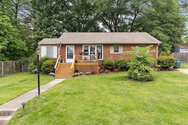 2604 Trimmer Drive, Henrico, VA 23294 (MLS #2112616) :: Small & Associates