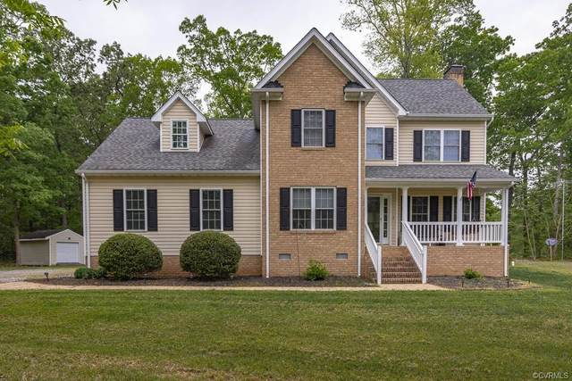 8120 Gold Acres Farm Road, Prince George, VA 23875 (MLS #2112640) :: Village Concepts Realty Group