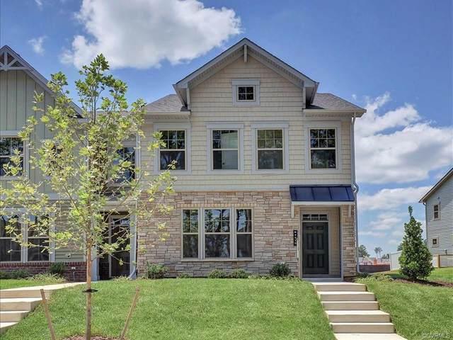10857 Ashton Poole Place, Glen Allen, VA 23059 (MLS #2112648) :: Small & Associates