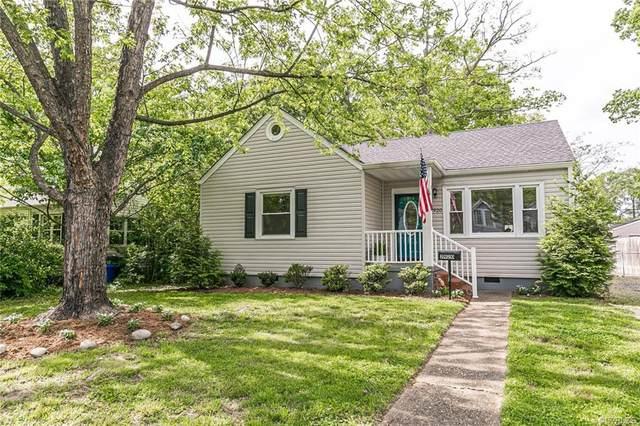2920 Maplewood Road, Henrico, VA 23228 (MLS #2112689) :: Treehouse Realty VA