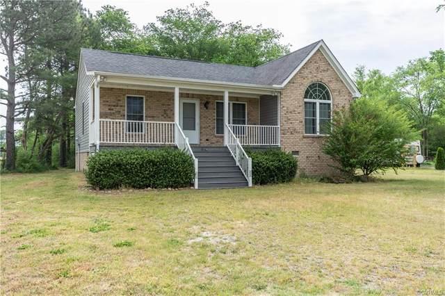 12279 Main Street, Stony Creek, VA 23882 (MLS #2112693) :: Treehouse Realty VA