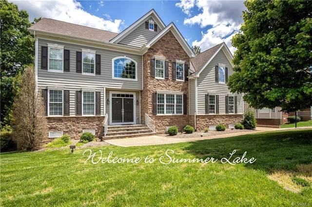 4513 Lake Summer Mews, Moseley, VA 23120 (MLS #2112701) :: Small & Associates