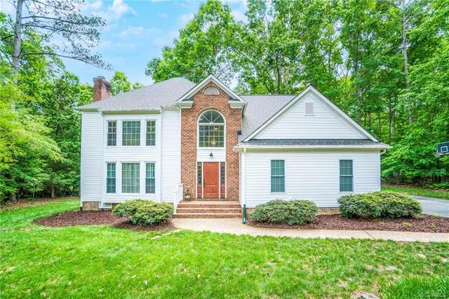 14055 Princess Mary Road, Chesterfield, VA 23838 (MLS #2112717) :: The Redux Group