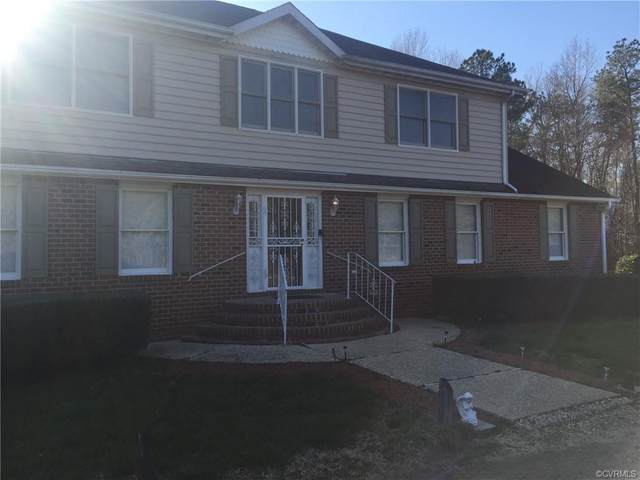 10410 Lamore Drive, Prince George, VA 23842 (MLS #2112731) :: HergGroup Richmond-Metro