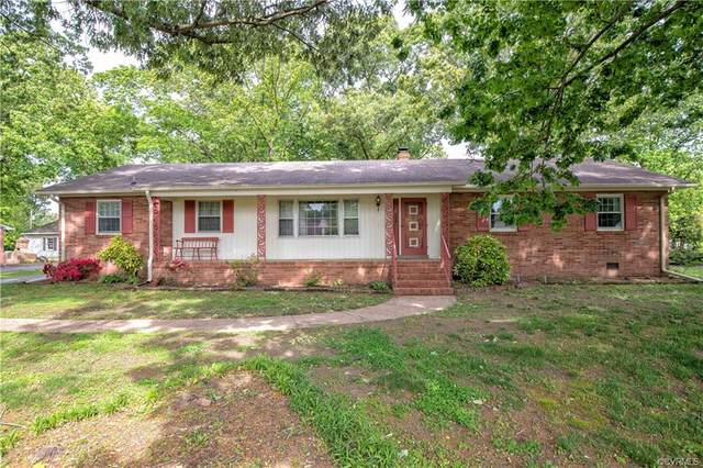 4853 Bonnie Brae Road, North Chesterfield, VA 23234 (#2112737) :: Abbitt Realty Co.