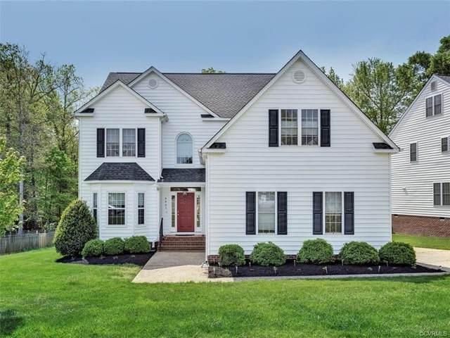 8805 Eli Place, Glen Allen, VA 23060 (MLS #2112748) :: Treehouse Realty VA