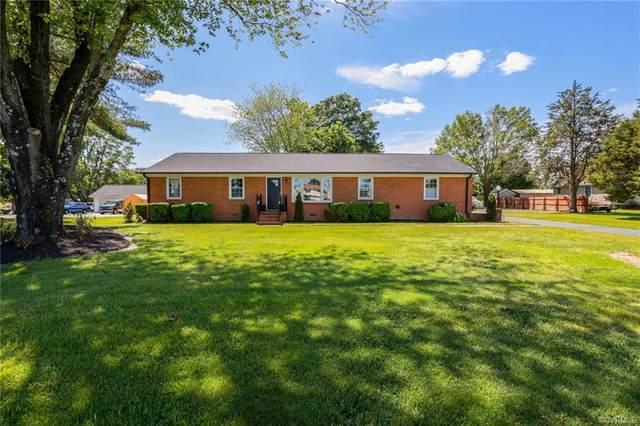 8433 Walnut Grove Road, Mechanicsville, VA 23111 (MLS #2112755) :: Small & Associates
