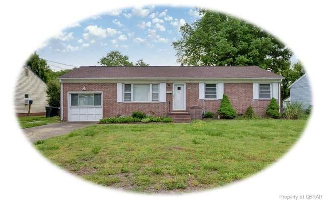 205 Prince James Drive, Hampton, VA 23669 (MLS #2112767) :: Blake and Ali Poore Team