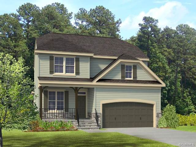 9345 Kellogg Lane, Mechanicsville, VA 23116 (MLS #2112769) :: Village Concepts Realty Group