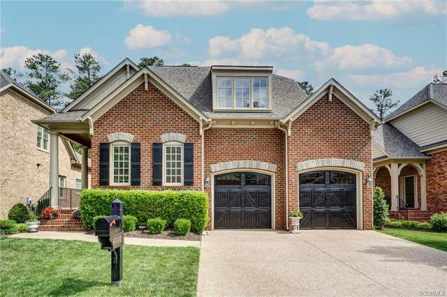 4908 Grey Oaks Villas Drive, Glen Allen, VA 23059 (MLS #2112799) :: Small & Associates