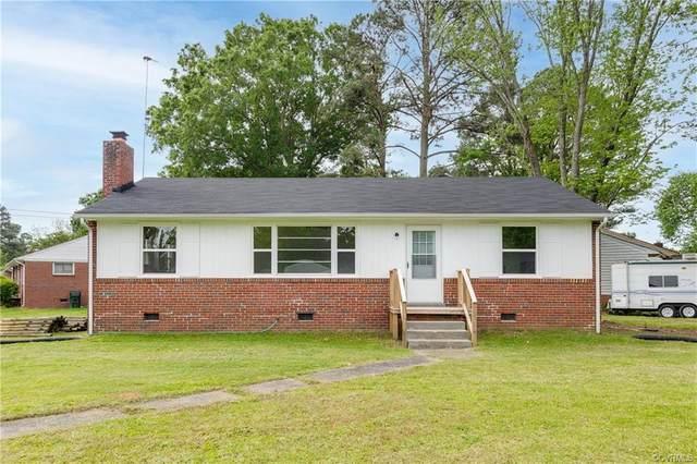 5243 Germain Road, Richmond, VA 23224 (MLS #2112804) :: Village Concepts Realty Group