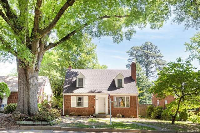 4812 Cutshaw Avenue, Richmond, VA 23230 (MLS #2112805) :: Small & Associates