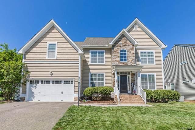 9055 Sutlers Lane, Mechanicsville, VA 23116 (MLS #2112813) :: Treehouse Realty VA