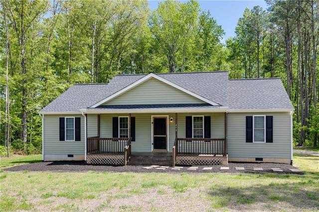 498 Winding Ridge Way, Bumpass, VA 23024 (MLS #2112814) :: Small & Associates