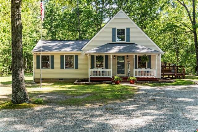 2339 Stoney Brook Road, Powhatan, VA 23139 (MLS #2112834) :: HergGroup Richmond-Metro