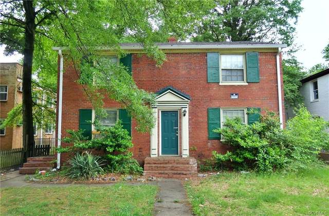 4908 Chamberlayne Avenue, Richmond, VA 23227 (MLS #2112844) :: Village Concepts Realty Group