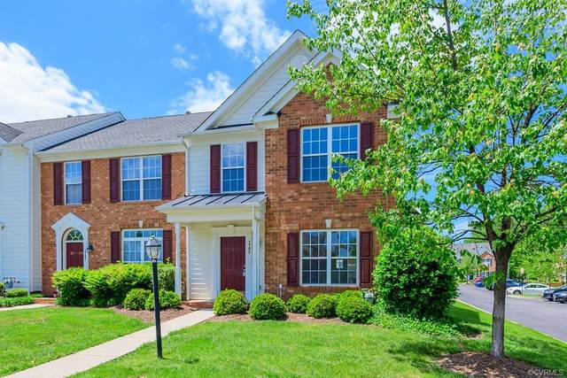 7709 Willow Leaf Court, Henrico, VA 23228 (MLS #2112848) :: The Redux Group
