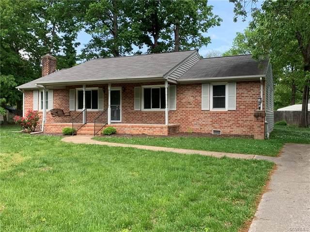 508 Briarwood Circle, North Prince George, VA 23860 (MLS #2112857) :: Village Concepts Realty Group
