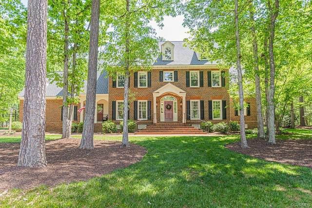 5631 Country Hills Lane, Glen Allen, VA 23059 (MLS #2112858) :: Small & Associates