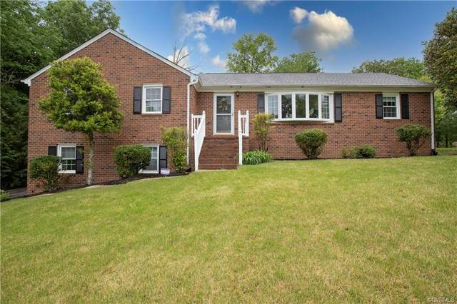 12601 Parker Lane, Chesterfield, VA 23831 (MLS #2112872) :: Village Concepts Realty Group