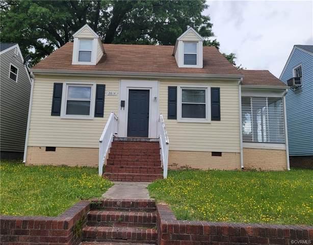 2814 Woodcliff Avenue, Richmond, VA 23222 (MLS #2112884) :: The RVA Group Realty