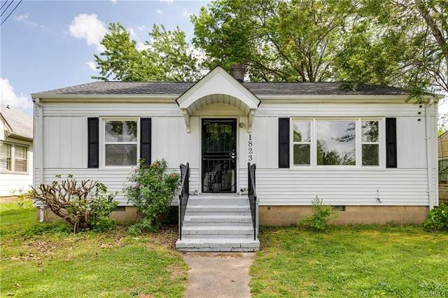 1823 Carlisle Avenue, Richmond, VA 23231 (MLS #2112890) :: Small & Associates