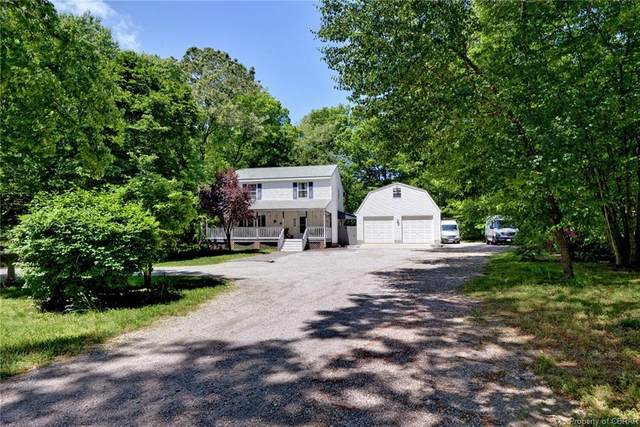 181 Maxton Lane, Williamsburg, VA 23188 (#2112910) :: Abbitt Realty Co.