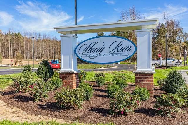 10521 Stony Bluff Drive #411, Ashland, VA 23005 (MLS #2112969) :: The RVA Group Realty