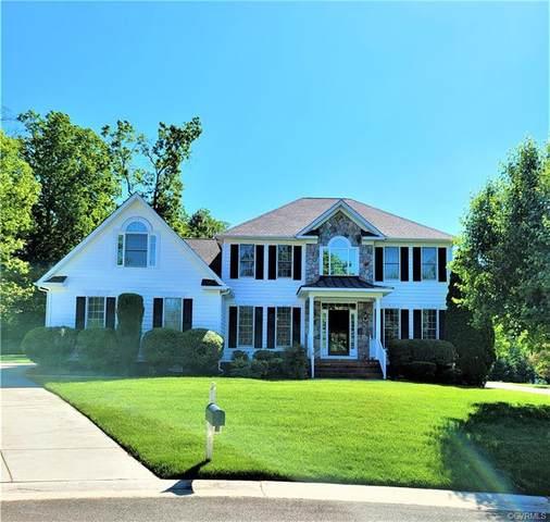 16306 Hampton Glen Lane, Chesterfield, VA 23832 (MLS #2112970) :: The Redux Group