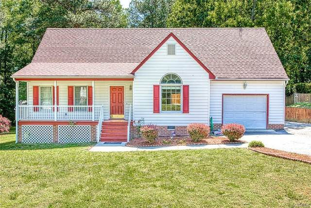 3219 Ludgate Road, Chester, VA 23831 (MLS #2112973) :: Treehouse Realty VA