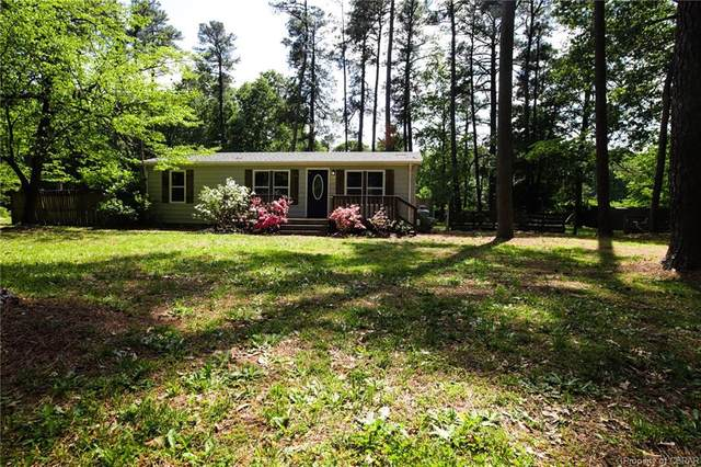 216 Shady Lane, White Stone, VA 22578 (MLS #2112979) :: Small & Associates