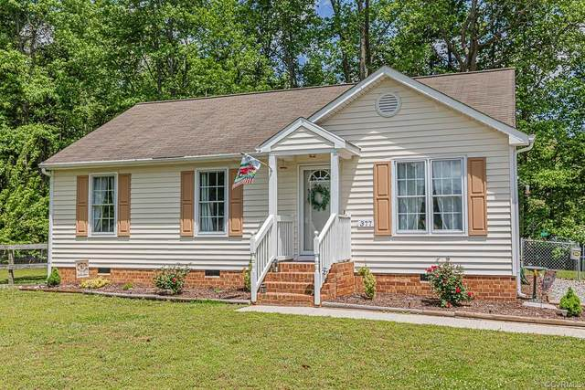 377 Oak Springs Circle, Aylett, VA 23009 (MLS #2113008) :: Treehouse Realty VA