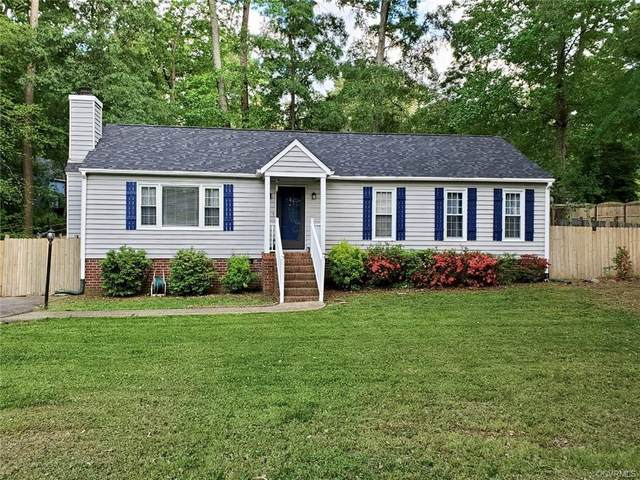 7901 Valencia Road, Chesterfield, VA 23832 (MLS #2113014) :: EXIT First Realty
