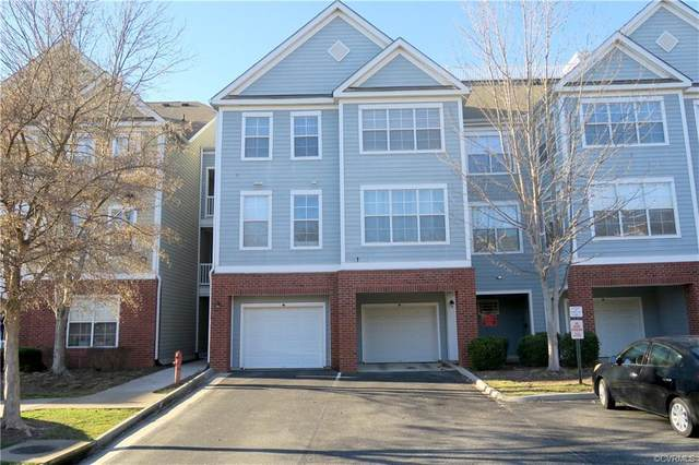724 Bristol Village Drive #303, Midlothian, VA 23114 (MLS #2113044) :: Village Concepts Realty Group
