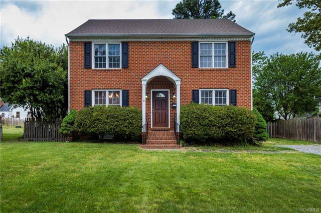 2316 Wedgewood Avenue, Henrico, VA 23228 (MLS #2113059) :: EXIT First Realty