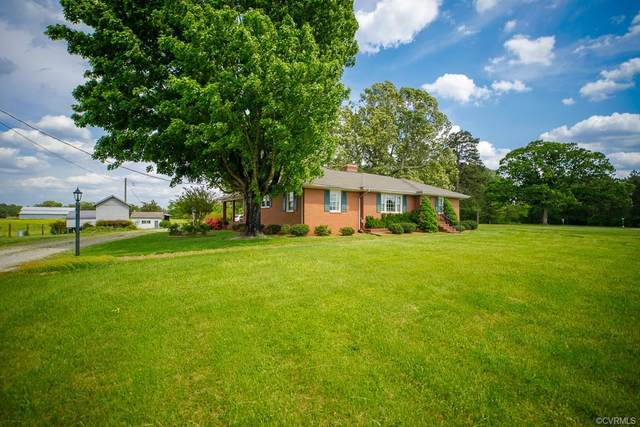 6138 Grandy Road, Brodnax, VA 23920 (MLS #2113066) :: Village Concepts Realty Group