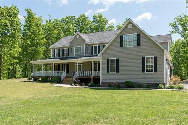 3174 Kendrick Drive, Mechanicsville, VA 23111 (MLS #2113107) :: Village Concepts Realty Group