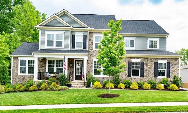 6231 Strongbow Drive, Moseley, VA 23120 (MLS #2113115) :: Small & Associates