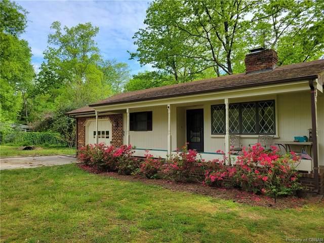 617 Swan View Drive, Urbanna, VA 23175 (#2113120) :: Abbitt Realty Co.