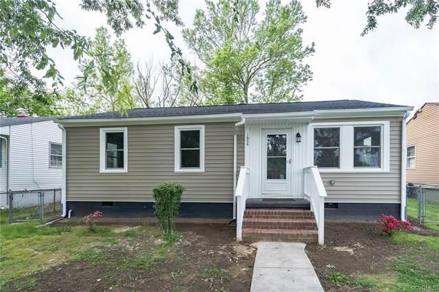 1604 Tabb Avenue, Hopewell, VA 23860 (#2113132) :: Abbitt Realty Co.