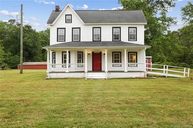 9008 Dutton Road, Dutton, VA 23061 (MLS #2113140) :: Small & Associates