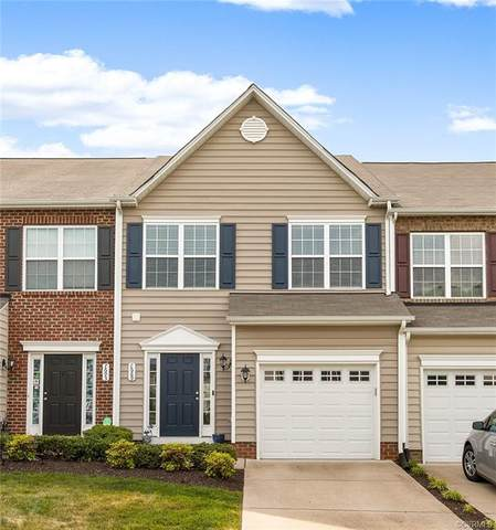 7689 Marshall Arch Drive, Mechanicsville, VA 23111 (MLS #2113152) :: Small & Associates