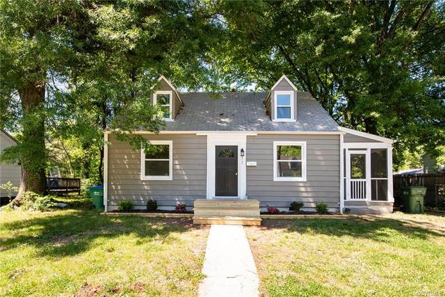 912 Hill Top Drive, Richmond, VA 23225 (MLS #2113160) :: Treehouse Realty VA