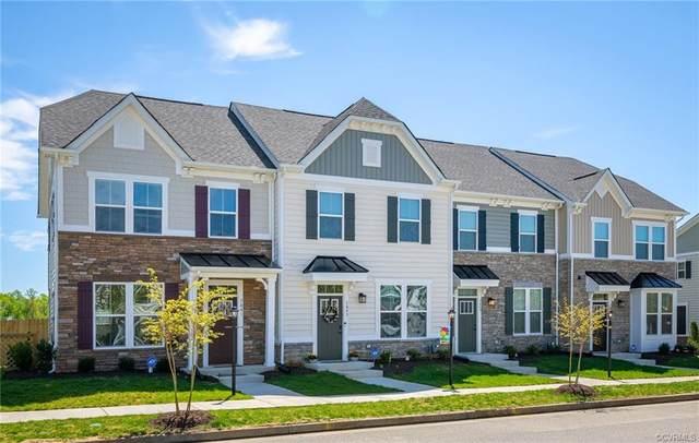 3962 Grove Point Drive F-A, Richmond, VA 23223 (MLS #2113161) :: Small & Associates