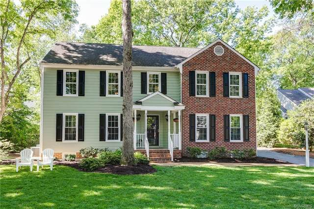 2804 Burnlake Court, Henrico, VA 23233 (MLS #2113168) :: Small & Associates