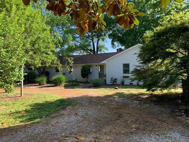 5306 Water View Road, Water View, VA 23180 (MLS #2113196) :: Small & Associates
