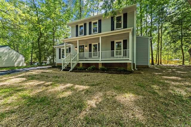 2502 Vixen Circle, Chesterfield, VA 23235 (MLS #2113197) :: Treehouse Realty VA