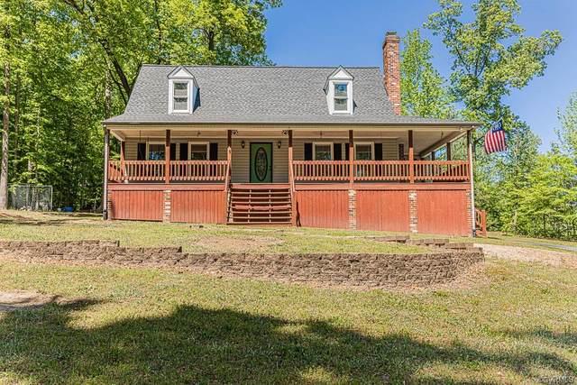 6535 Scandia Lake Place, Sandston, VA 23150 (MLS #2113204) :: The Redux Group