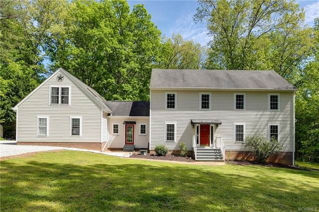 3541 Sherwood Bluff Way, Powhatan, VA 23139 (MLS #2113209) :: HergGroup Richmond-Metro